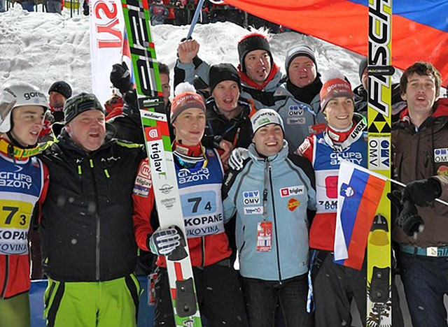 slovenija ski skokovi