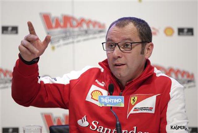 Stefano Domenikali