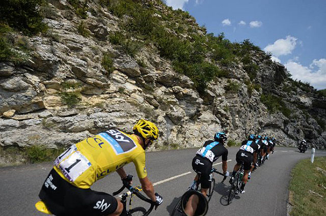 17. etapa Tur