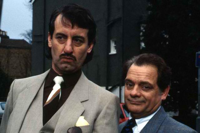 John+Challis+in+TV+soap+'only+fools+and+horses'