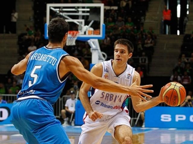 Milenko Tepic FIBA