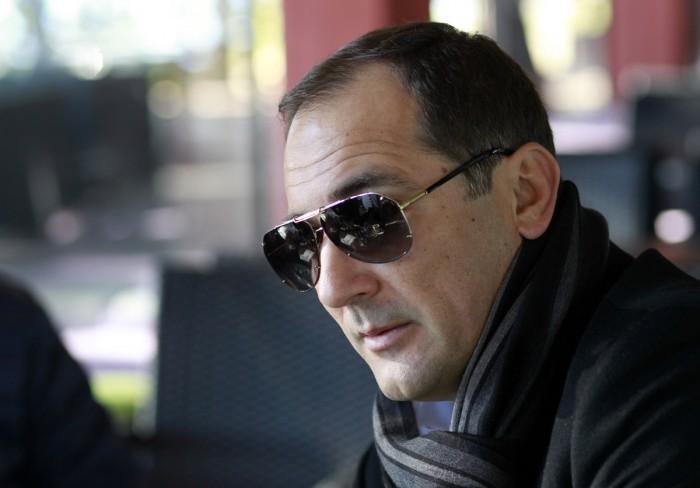 SPLIT, CROATIA 11/12/2012/ Igor Stimac 11, 2012 Credit: PEDJA MILOSAVLJEVIC