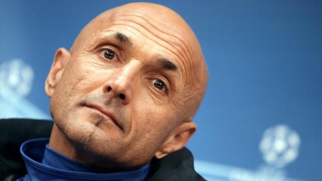 FC Zenit St Petersburg coach Luciano Spa