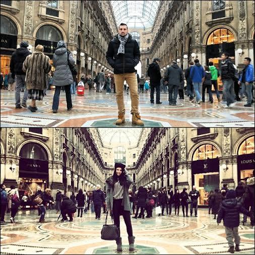 Vesovic u Milanu