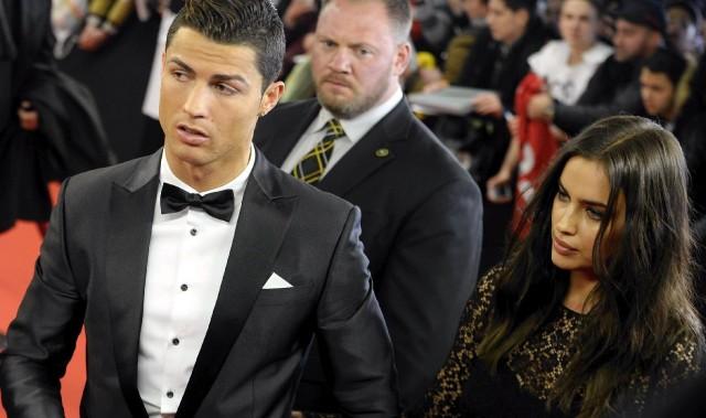 Ronaldo i Irina
