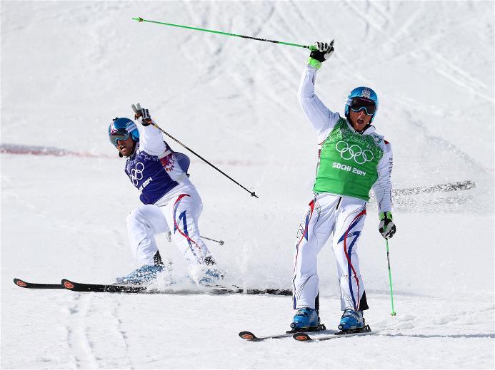 francuszi ski kros