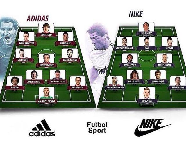 adidas-najk-timovi