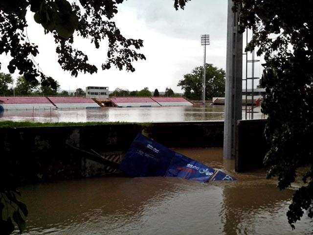 Stadion fudbalskog kluba Borac