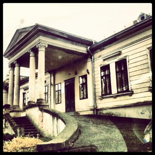 Dvorac Daniel Konak na putu Zrenjanin - Vršac