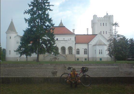 Dvorac Fantast u Novom Bečeju
