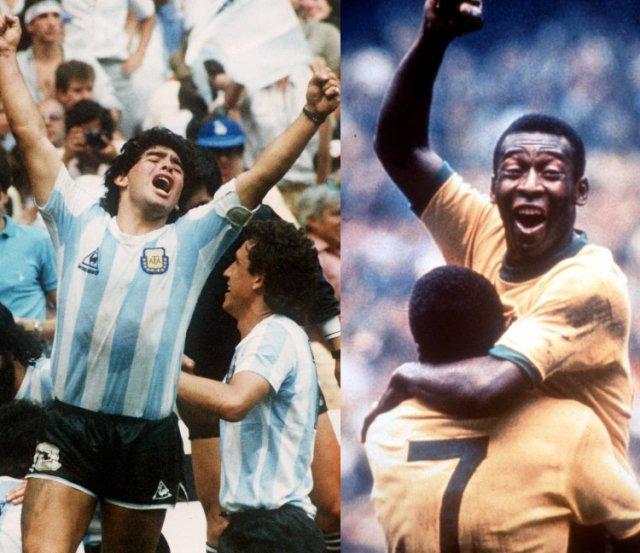 SUSRET LEGENDI: Ko kaže da se Maradona i Pele ne vole, rastužiće vas kako  Brazilac izgleda, a oduševiti potezi Argentinca (VIDEO) - Fudbal, TimeOut,  The Best Of