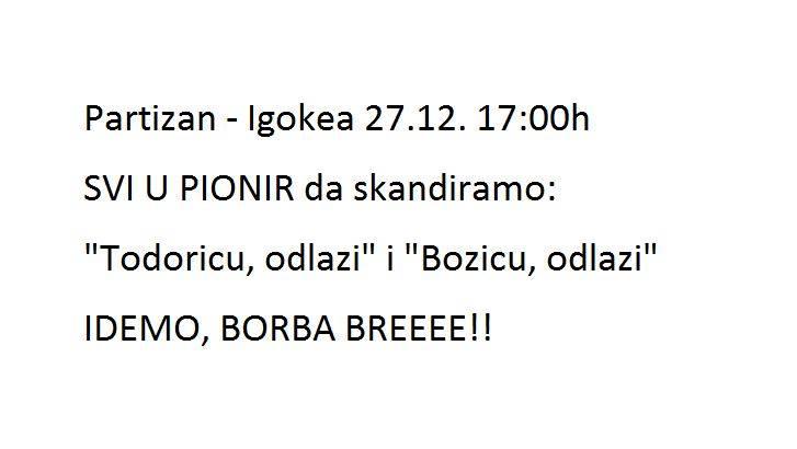 Foto: Facebook/KK Partizan - najtrofejniji srpski klub