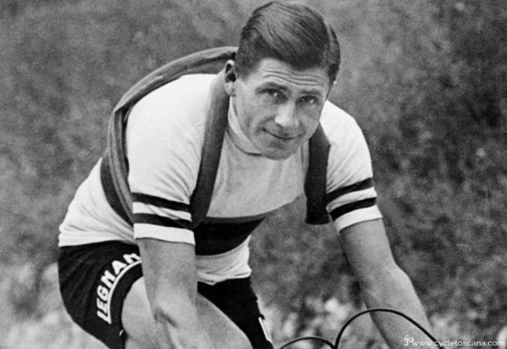 Alfredo Binda Pau - 1930 - Cycle Toscana