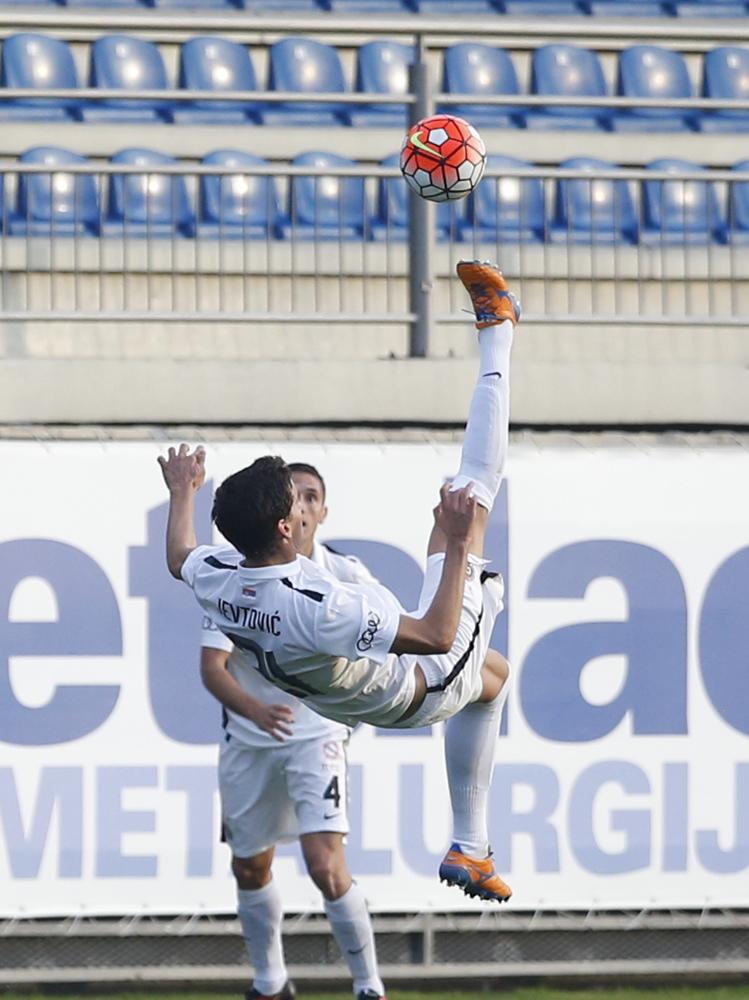 FOTO: Partizan.rs