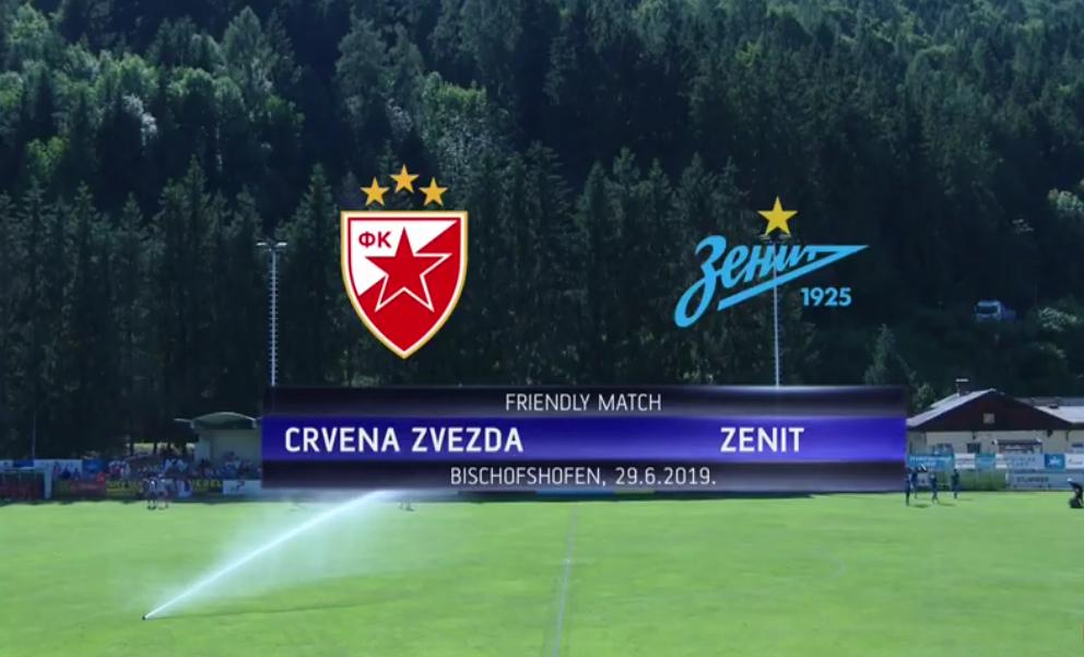 Gledajte Uživo Na Hotsportu Zvezdu Testiraju Zenit I Bane