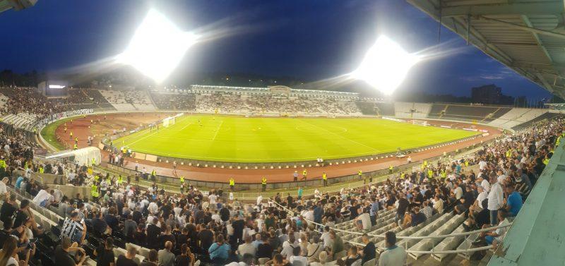 Večiti Derbi Partizan I Crvena Zvezda U Ovim Sastavima