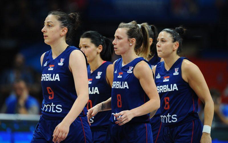 Ubedljivo Košarkašice Srbije Demolirale Albaniju Sa 105