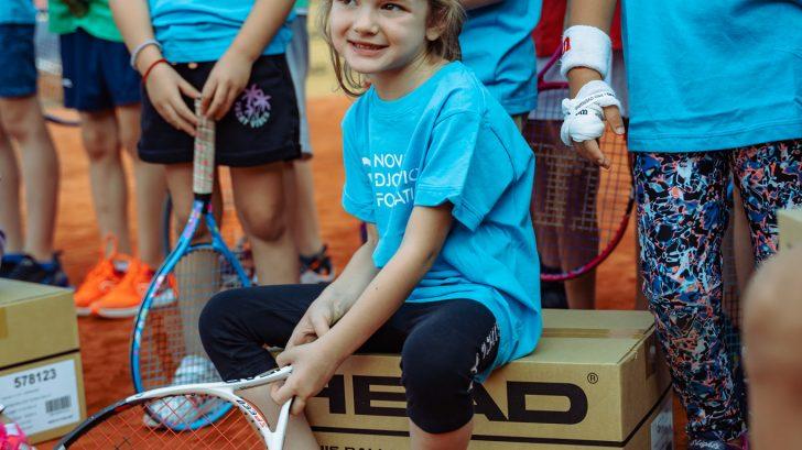 NDF Javni cas tenisa foto Jelena Ivanovic 4